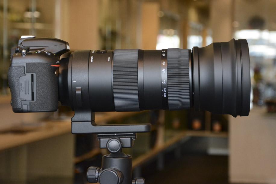 sigma 150 600mm f 5 6 3 dg os hsm sports lens for nikon 14 nikon rumors Nikon D5300 Bundle Nikon D5100 Bundle