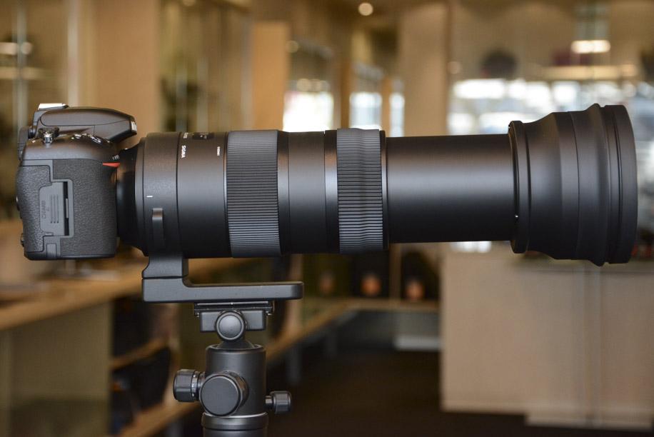 sigma 150 600mm f 5 6 3 dg os hsm sports lens for nikon 15 nikon rumors Nikon D5100 vs Canon T3i 18-55Mm Lens for Nikon D5100