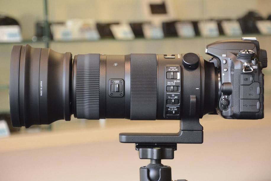 sigma 150 600mm f 5 6 3 dg os hsm sports lens for nikon. Black Bedroom Furniture Sets. Home Design Ideas
