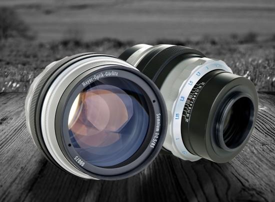 Somnium 85mm f:1.5