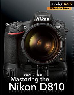 Mastering-the-Nikon-D810-book