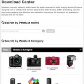 New-Nikon-download-center