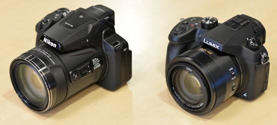 Nikon-Coolpix-P900-vs-Panasonic-Lumix-FZ1000-cameras