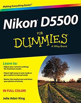 Nikon-D5500-For-Dummies