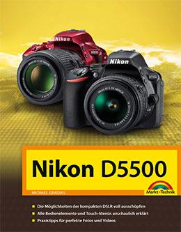 Nikon-D5500-buch