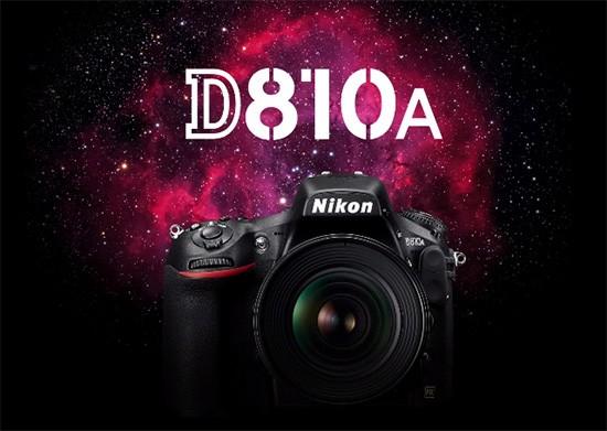 Nikon-D810A-DSLR-camera