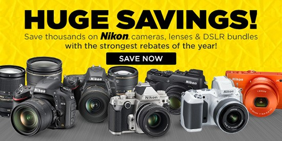 Nikon-Instant-Rebates