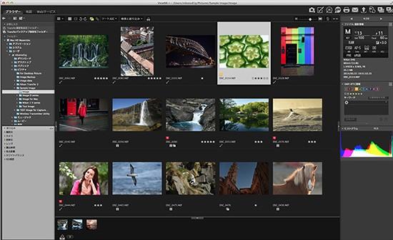 Nikon-ViewNX-i-image-browsing-software