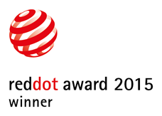 2015 Red Dot Product Design award