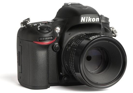 Lensbaby Velvet 56mm f/1.6 lens for Nikon F mount