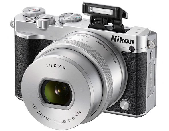 Nikon 1J5 - foreløpig det siste kameraet i 1-serien.