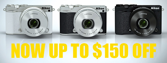 Nikon-1-J5-camera-rebate