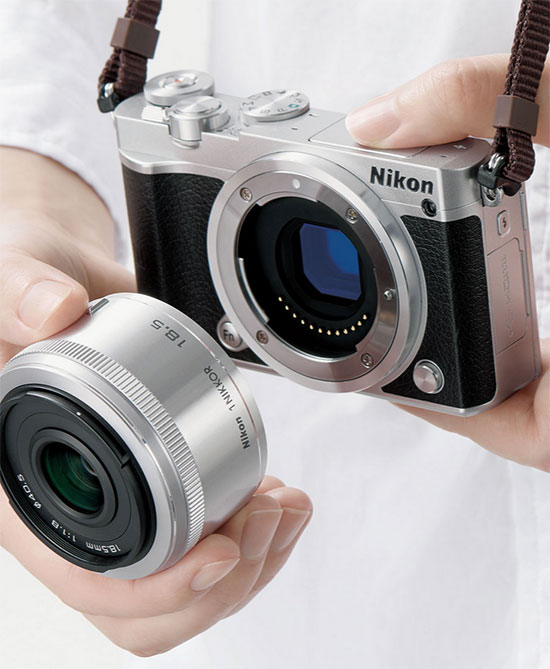 Nikon 1 J5 Camera And Accessories Shipping Dates Announced