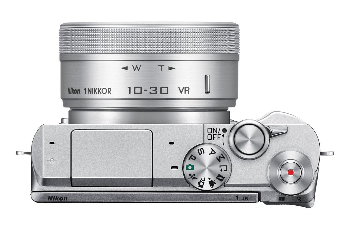 Nikon 1 j5 mirrorless camera officially announced nikon for Camera camera camera