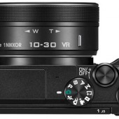 Nikon-1-J5-mirrorless-camera-black