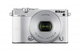 Nikon 1 J5 mirrorless camera silver