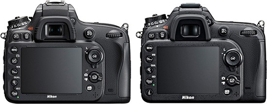 Nikon-D610-vs-Nikon-D7100