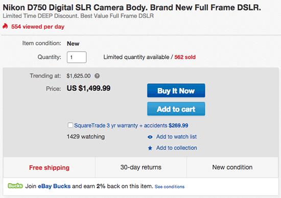 Nikon-D750-new-low-price