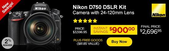 Nikon-D750-savings
