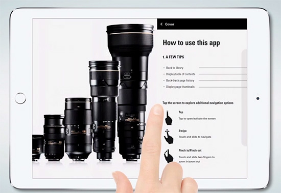 Nikon-NIKKOR-ACC-app-for-iPad