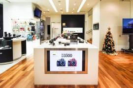 Nikon Plaza Ginza showroom and service center 4