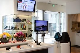 Nikon Plaza Ginza showroom and service center 5