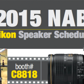Nikon-speakers-schedule-at-the-2015-NAB-show