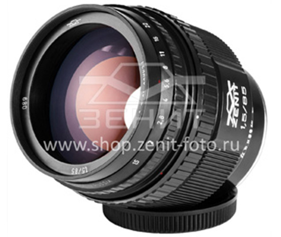 New Zenit Helios 40 2h 85mm F 1 5 Lens For Nikon F Mount Announced Nikon Rumors