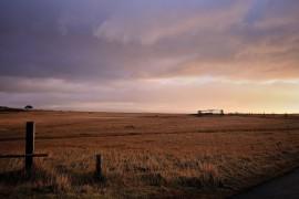 Plains near Reykjavik
