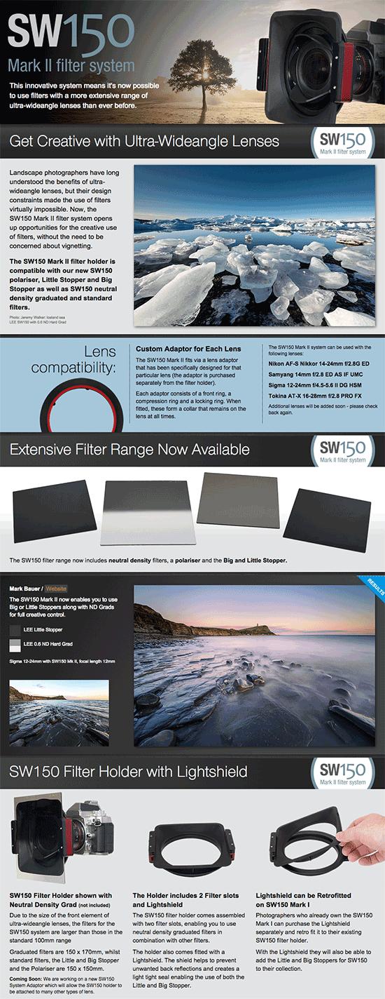 Lee-Filters-SW150-MK-II-filter-system-for-Nikon