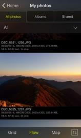 Nikon Image Space app 2