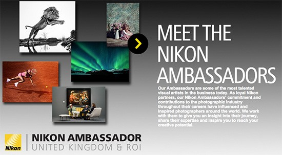 Nikon-UK-announced-new-ambassadors