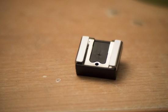 Nikon1 Hotshoe Adapter 1