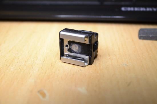 Nikon1 Hotshoe Adapter 13