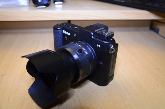 Nikon1 Hotshoe Adapter 14