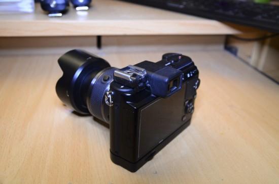 Nikon1 Hotshoe Adapter 15