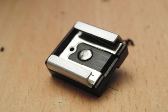 Nikon1 Hotshoe Adapter 3