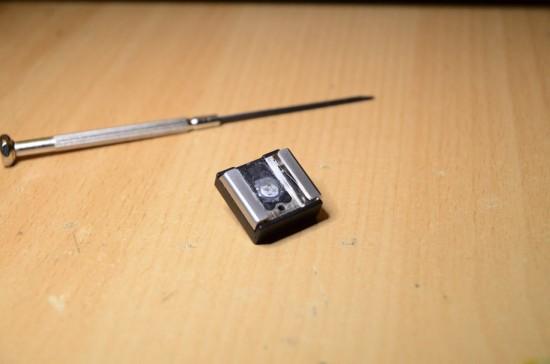 Nikon1 Hotshoe Adapter 5