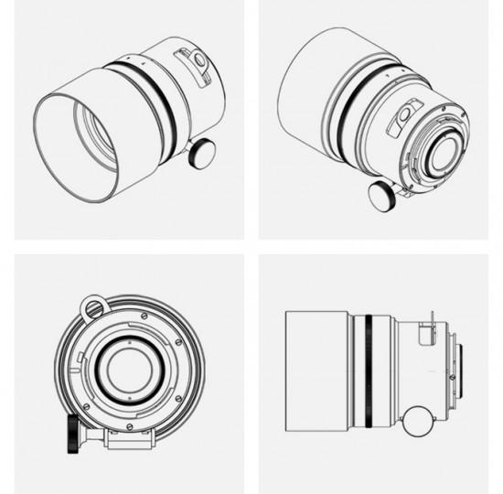 Petzval 58mm Bokeh Control Art lens design 2