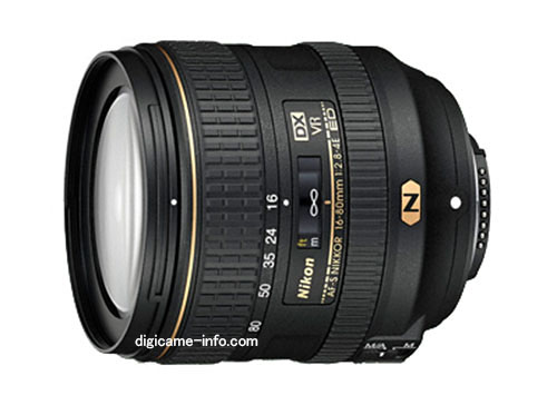 price and first picture of the new nikon af s dx nikkor mm f e ed vr lensaspx