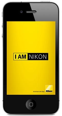 Nikon cell phone patent
