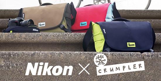 Nikon-x-Crumpler-camera-bags