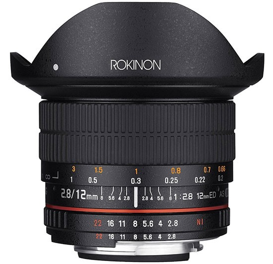 Rokinon-12mm-f2.8-full-frame-fisheye-lens