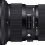 Sigma 24-35mm f:2 DG HSM Art lens 2