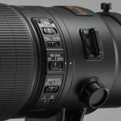 Nikkor AF-S 500mm f:4E FL ED VR lens