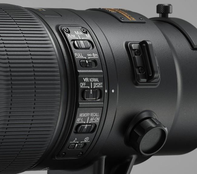 Nikon sospende temporaneamente gli ordini per l'obiettivo Nikkor 500mm f/4E FL ED VR e altri prodotti, annuncia una forte domanda per il nuovo obiettivo Nikkor Z DX 16-50mm f/3.5-6.3
