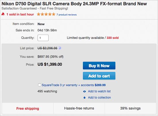 Nikon-D750-camera-new-low-price