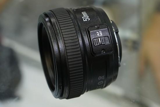 Yongnuo AF-S 50mm f:1.8 lens for Nikon F mount 2