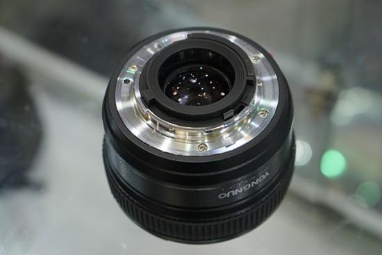 Yongnuo AF-S 50mm f:1.8 lens for Nikon F mount 6