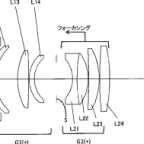 1 Nikkor 13mm f:1.8 lens patent for Nikon 1 mirrorless camera
